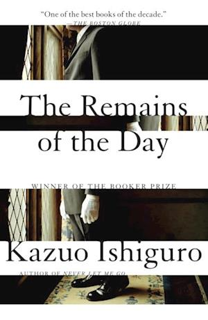 Remains of the Day af Kazuo Ishiguro