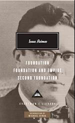 Foundation/ Foundation and Empire/ Second Foundation (Everyman's Library (Cloth))