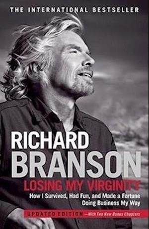 Bog, paperback Losing My Virginity af Richard Branson