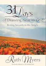 31 Days of Drawing Near to God