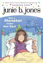 Junie B. Jones #8: Junie B. Jones Has a Monster Under Her Bed (A Stepping Stone Book(tm))