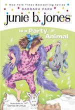 Junie B. Jones #10: Junie B. Jones Is a Party Animal (A Stepping Stone Book(tm))