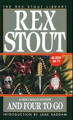 And Four to Go af Rex Stout