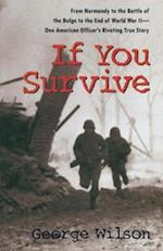 If You Survive af George Wilson