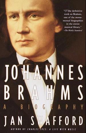 Johannes Brahms af Jan Swafford