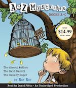 A to Z Mysteries Books A-c (A to Z Mysteries)