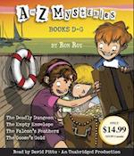 A to Z Mysteries Books D-g (A to Z Mysteries)
