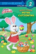 Here Comes Peter Cottontail (Step Into Reading. Step 2)