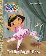 The Big Ballet Show (Little Golden Books)