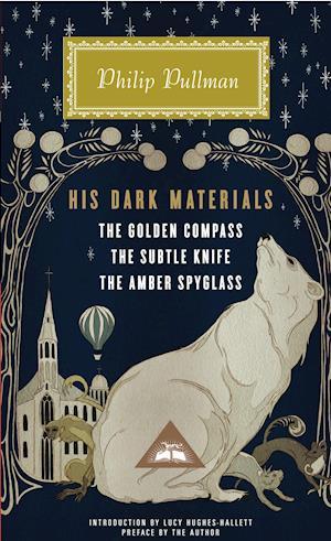 Bog hardback His Dark Materials af Lucy Hughes hallett Philip Pullman