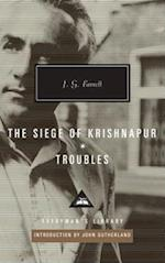 The Siege of Krishnapur / Troubles af John Sutherland, J G Farrell