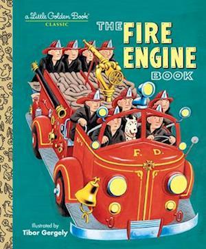 Bog, hardback The Fire Engine Book af Diane Muldrow, Tibor Gergely