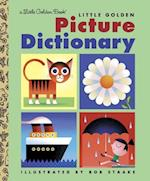 Little Golden Picture Dictionary (Little Golden Books)