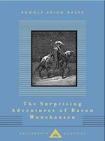 The Surprising Adventures of Baron Munchausen af Rudolf Erich Raspe