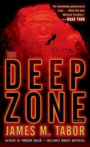 Deep Zone af James M. Tabor