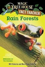 Rain Forests (A Stepping Stone Book(tm))