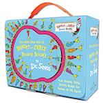 The Little Blue Box of Bright and Early Board Books af Dr. Seuss