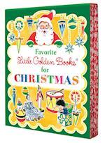 Favorite Little Golden Books for Christmas