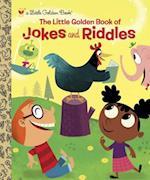 The Little Golden Book of Jokes and Riddles (Little Golden Book)