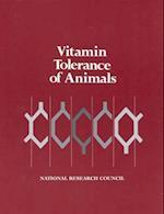 Vitamin Tolerance of Animals