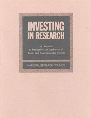 Investing in Research