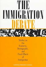 The Immigration Debate (St in Social and Political Theory 19)