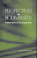 Perspectives on Biodiversity