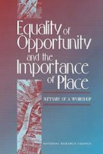 Equality of Opportunity and the Importance of Place