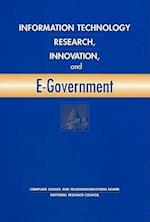Information Technology Research, Innovation, and E-Government