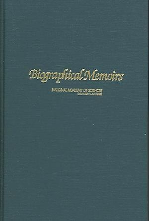 Biographical Memoirs