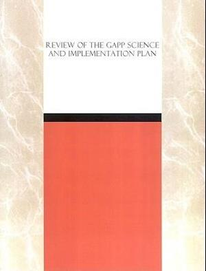 Review of the GAPP Science and Implementation Plan
