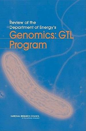 Review of the Department of Energy's Genomics