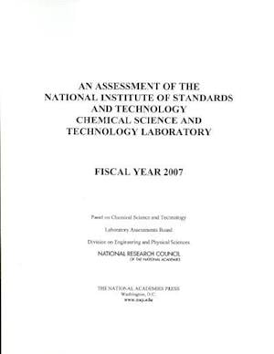 An Assessment of the National Institute of Standards and Technology Chemical Science and Technology Laboratory
