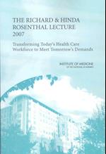 The Richard and Hinda Rosenthal Lecture 2007