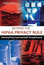 Beyond the HIPAA Privacy Rule