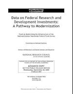 Data on Federal Research and Development Investments