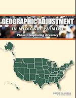 Geographic Adjustment in Medicare Payment