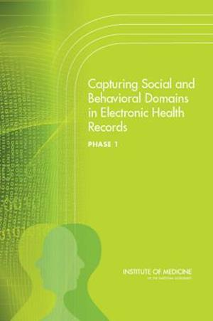 Capturing Social and Behavioral Domains in Electronic Health Records