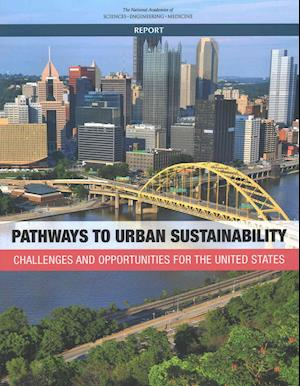 Bog, paperback Pathways to Urban Sustainability af Committee on Pathways to Urban Sustainability Challenges and Opportunities