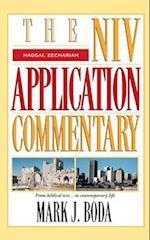 Haggai, Zechariah (The Niv Application Commentary, nr. 7)