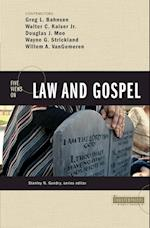 Five Views on Law and Gospel (Counterpoints: Bible and Theology, nr. 6)