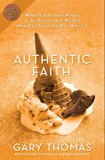 Authentic Faith af Frederic Thomas, Gary L. Thomas