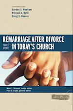 Remarriage After Divorce in Today's Church (Counterpoints)