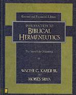 Introduction to Biblical Hermeneutics af Moises Silva, Walter C Kaiser