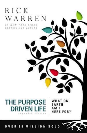Bog, hardback The Purpose Driven Life af Zondervan
