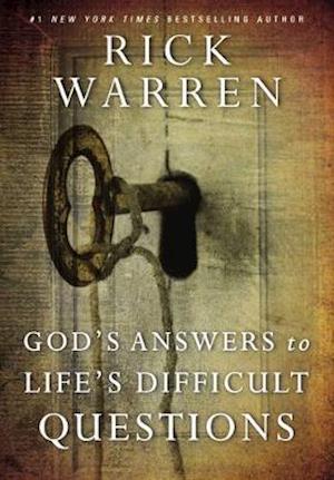 Bog, hardback God's Answers to Life's Difficult Questions af Rick Warren