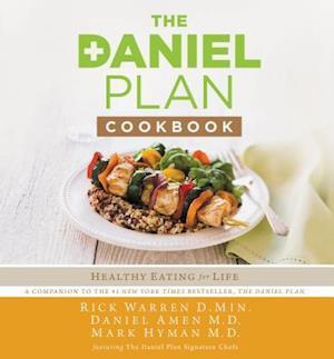 Bog hardback The Daniel Plan Cookbook af Rick Warren