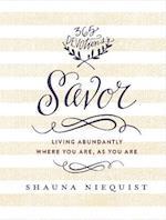 Savor af Shauna Niequist