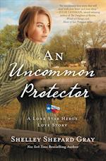 An Uncommon Protector (Lone Star Heros Love Story)