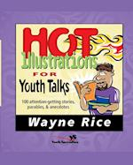 Hot Illustrations for Youth Talks af Zondervan Publishing, Wayne Rice, Anthony Campolo